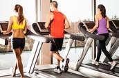 1.) Physical Activity!