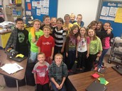 About Us: Labadie Elementary School Mrs.Golder`s 4th Grade Class