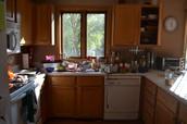Keep an organized kitchen