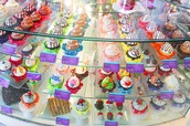 Our Shop Sells the Best Cupcakes In Town