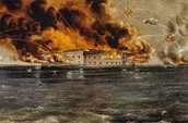 1. The Battle of Fort Sumter