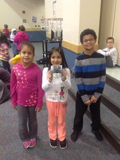 Our Class Soup Can Winners!!!!