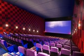 Join the best movie theater in the city!