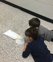 STEM Day!  Watch our wind powered car go!
