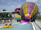 Funnel of Fear Water Slide
