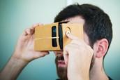 Virtual Reality in een doosje