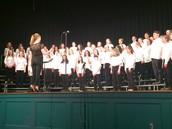 JSMS Spring Chorus Concert