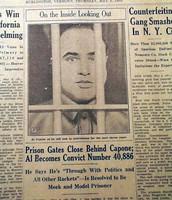 Prison for capone