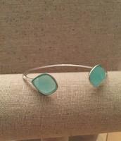 Silver Bracelet - Sale Price $20