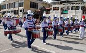 El desfile de Citrus