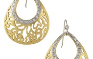 Jordyn filigree earrings - NOW $35
