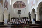 visita a igreja matriz