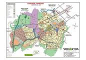 Sidhartha NCR ONE Sector 95 Gurgaon Location plan