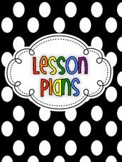 Lesson Plans - Reading & Math (DUE-June 17)