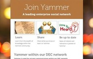Join yammer