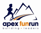 Come Join Us for the APEX FUN RUN! NEW TIMES BELOW!