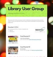 December 2014 Meeting