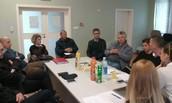 Radni sastanak vezan za izradu LRS u Primoštenu