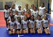 Cheerleaders Learn