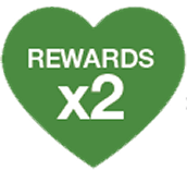 Preferred Clients get DOUBLE rewards until in the end of the year!