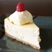 A Chantal's New York Cheesecake