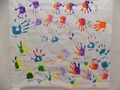 PM Class Handprints