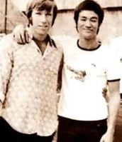 With Chuck Norris