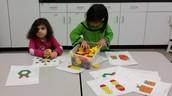Autumn Kulp & Rachel Wang: Pattern Blocks
