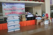 Donations pour in for Yolanda-ravaged areas