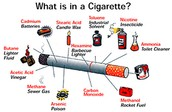 chemicals in cigarettes