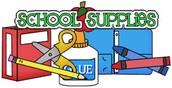 Wish List School Supplies