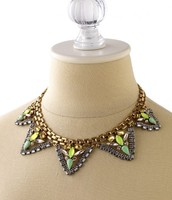 SOLD-Palmia Necklace