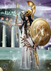4.  Who is another god or goddess (from any mythology) that would make a good superhero?