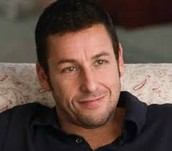 Why I chose Adam Sandler.