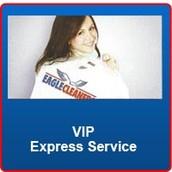 VIP Express Service