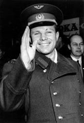 Imformation about Yuri Gagarin