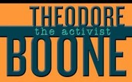 Theodore Boone, the activist  FIC G8695A