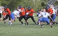 Oak Grove bout to make a tackle