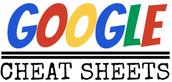 Google Cheat Sheets & Guides