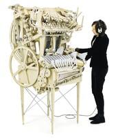 Rube Goldberg Organ...