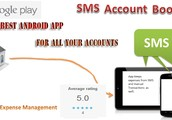 Best SMS Account Book