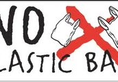 don't use plastic bags!