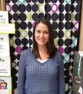 Gina Caballero, Bilingual Kindergarten Teacher