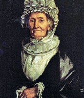 the mother Elizabeth