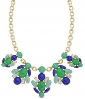 SOLD!!!                Juniper Statement Necklace