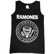 La camiseta de Ramones