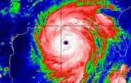 Satellite  Image of Hurricane Katrina