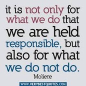 Definition of Responsibility