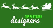 Top 5 by Rank - Designers