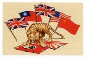 axis versus allies